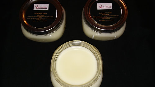 Oatmeal Milk and Honey Beard Balm (8 oz.)