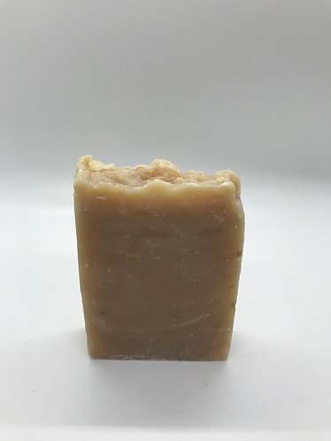 Unscented Goat's Milk Soap with colloidal Oatmeal