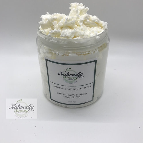 Body Butters (8 oz or 10 oz)
