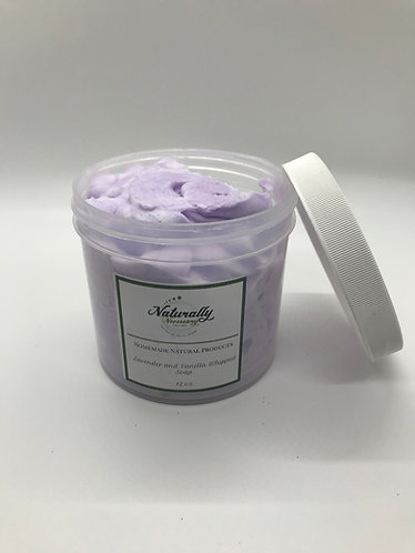 Whipped Soap (Wholesale: 10 Jars)