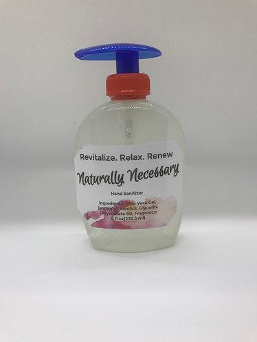 Hand Sanitizer (8oz)