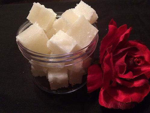 Sugar Scrub Soap Cubes (8 oz)