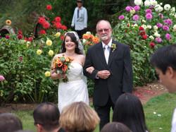 Botanical Garden Wedding - 09-2013