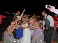 Wedding in Willits 3rd Gate 07-2015