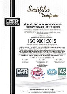 BİLSA BİLGİSAYAR ISO_9001_2015 KALİTE YÖ