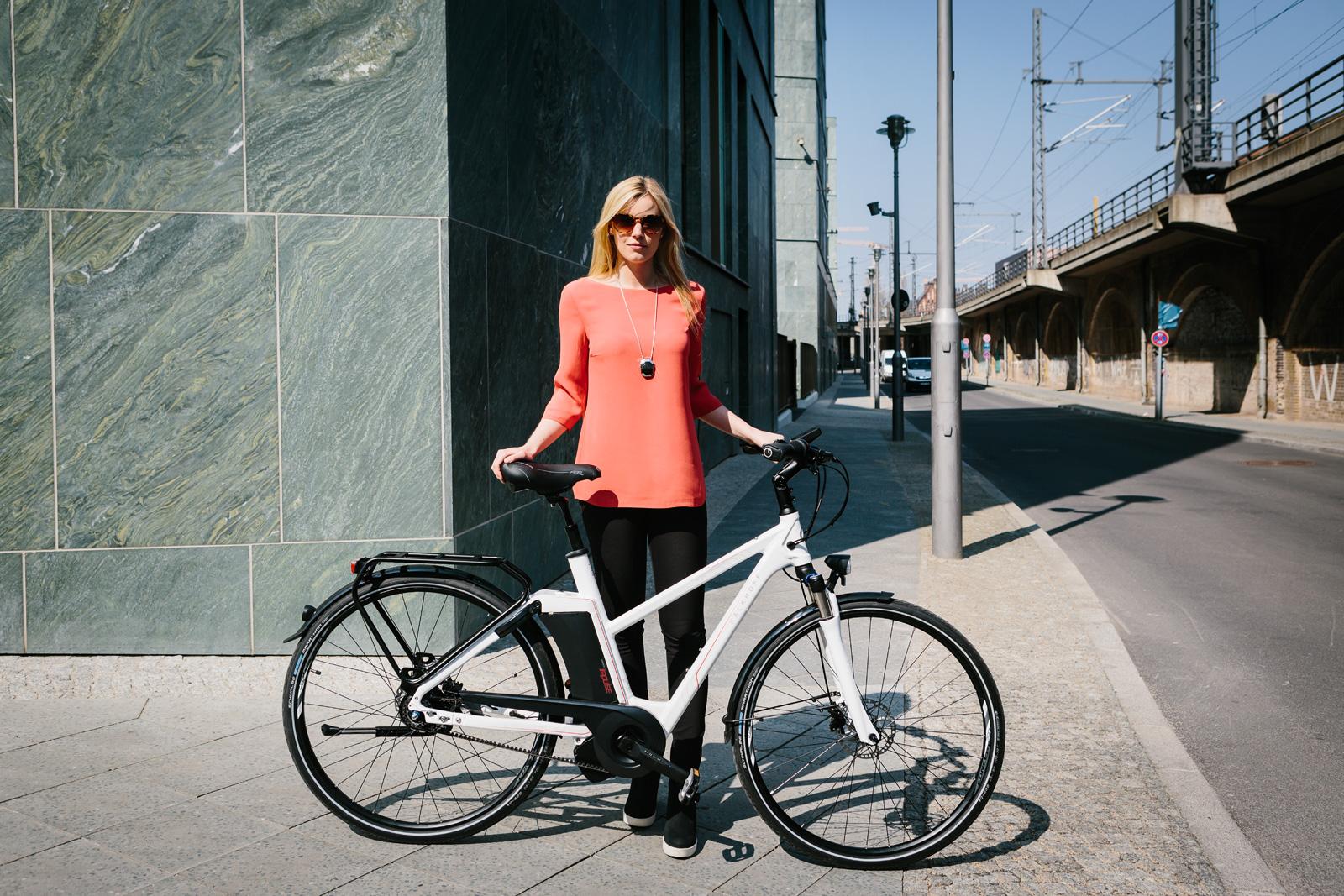E-Bikes for Woman
