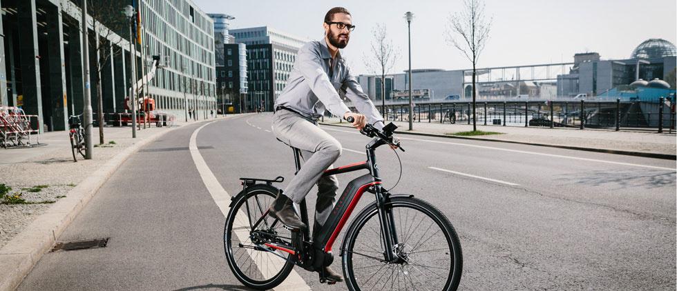 E-Bikes for Men