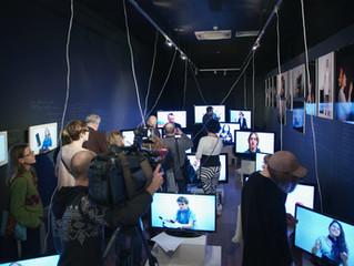 Выставочный проект Владимира Опара. Я существую в постоянно изменяющемся ландшафте