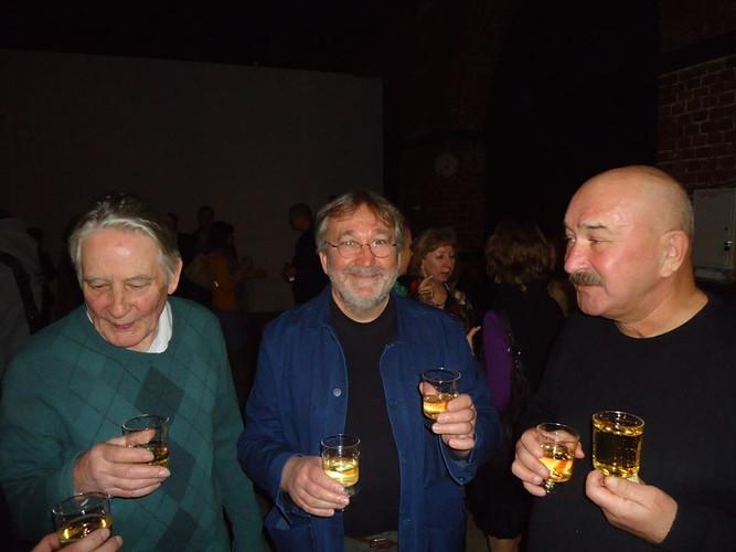 Andreay Grositskiy and Vladimir Opara (5