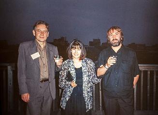 Andreay Grositskiy and Vladimir Opara (2