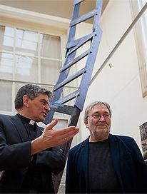 Ad van der Helm and Vladimir Opara
