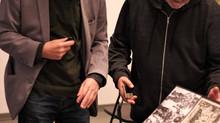 """Коллекционер Михаил Алшибая о выставке """"На бумаге из бумаги"""""""
