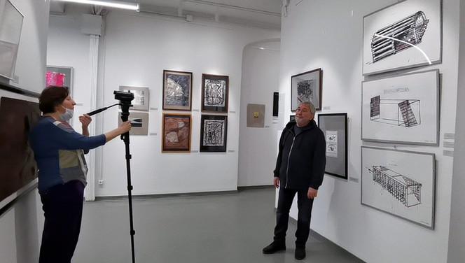 """Интервью """"Разговоры о жизни и творчестве. Владимир Опара"""""""