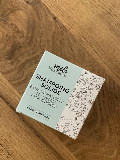 Shampoing solide cheveux bouclés
