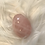 Thumbnail: Yoni - Large - Quartz Rose