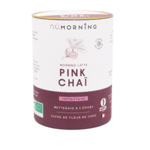 Pink Chai - 5 Epices et Betterave