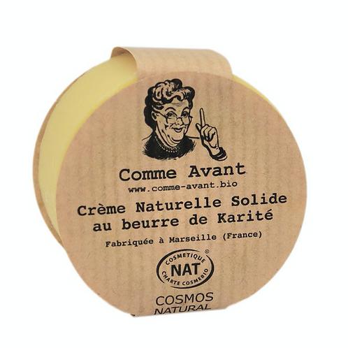 Crème Solide au Karité - Comme Avant