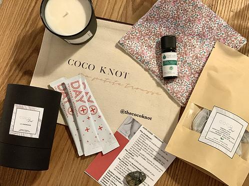 La Monthly Trousse de COCO Knot - Janvier