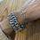 Thumbnail: Bracelet Croix - Argent Plaqué Or