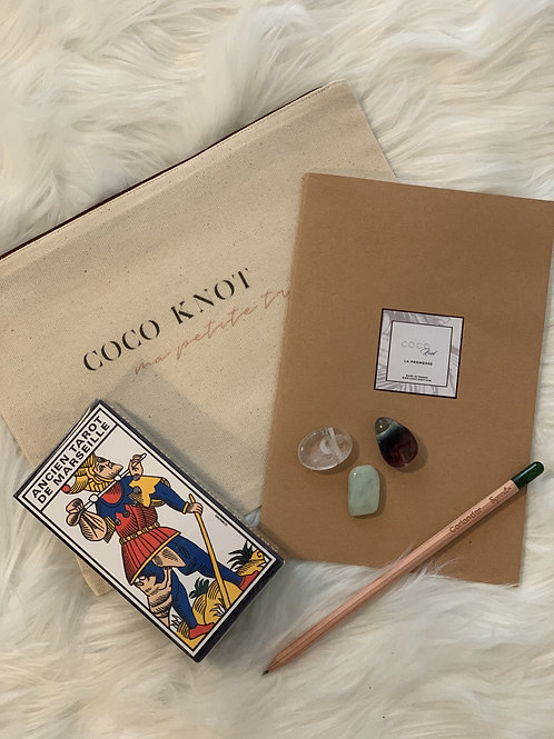 Coffret Tarot de Marseille - Starting Kit