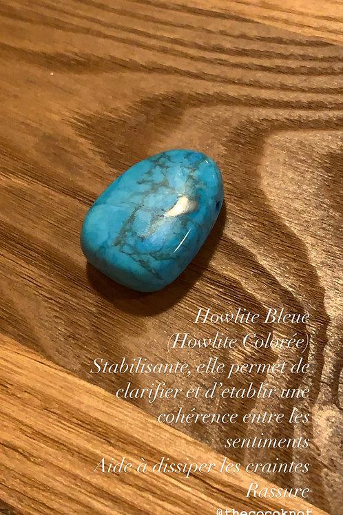 Howlite Bleue - Apaise | Rassure