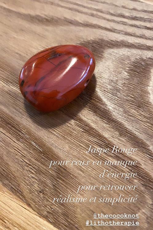 Jaspe Rouge - Pragmatisme | Energie