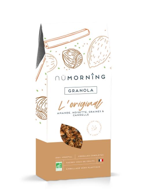 Granola - L'Original - Amande, noisette, graines & cannelle