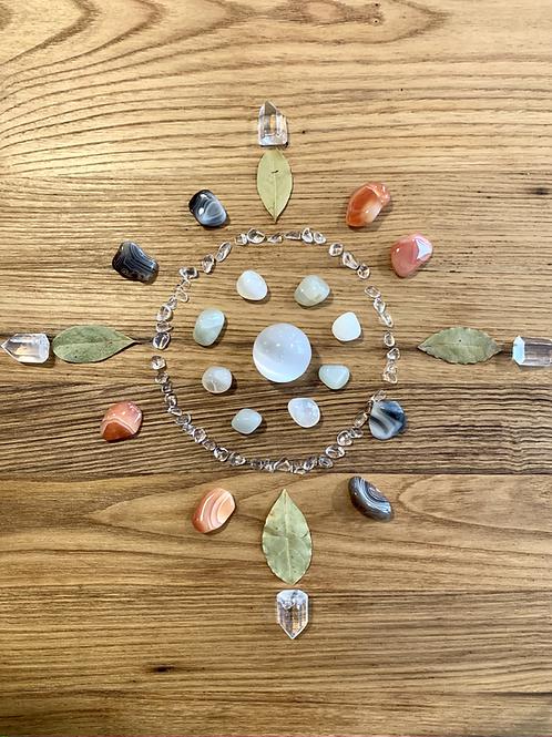 Mandala - Full Moon