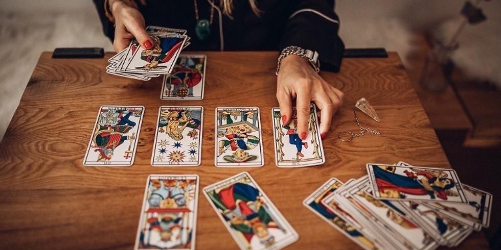 Tarot de Marseille - Atelier autour des 22 arcanes majeures - Numerologie et Lithotherapie