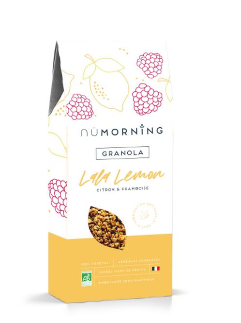 Granola - Lala Lemon - Citron et Framboise