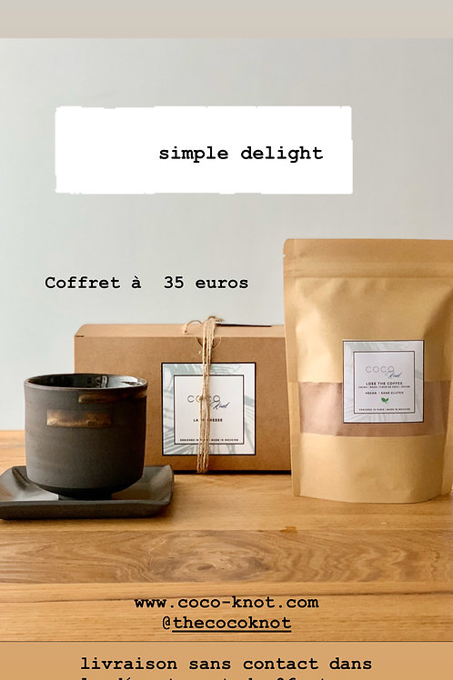 Simple Delight by COCO Knot