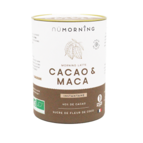 Cacao et Maca