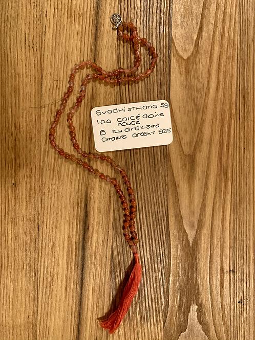 MALA - Svadhistana - Chakra Sacré
