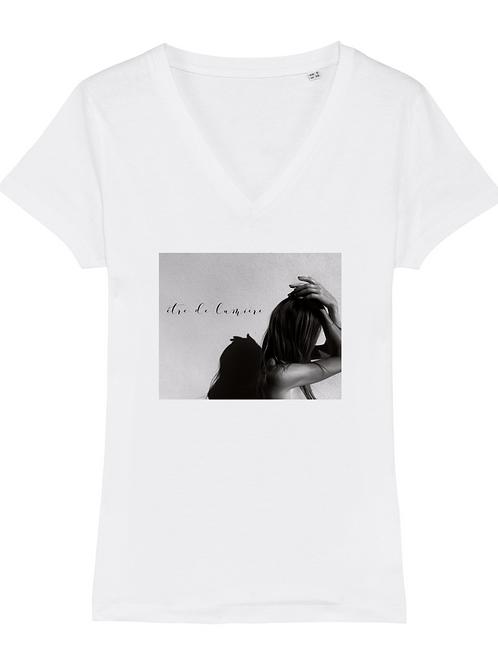 t-shirt etre de lumière en coton recyclé