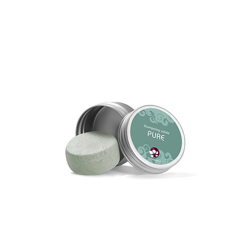 SHAMPOING SOLIDE NOTOX - FORMAT VOYAGE - BOITE MÉTAL – 25G