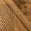 Thumbnail: Sautoir Chaine Maille allongée Large 80 cm Plaqué Or