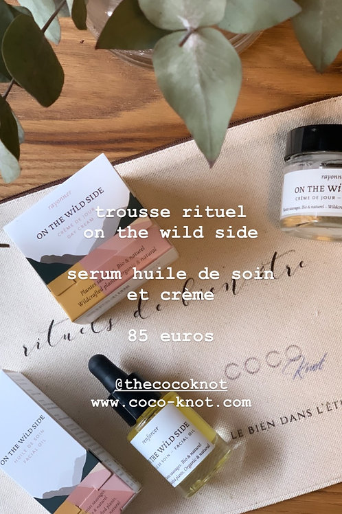 Le Rituel On the wild Side by COCO Knot