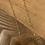 Thumbnail: Chaine Maille allongée Fine 55cm Plaqué Or