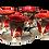 Thumbnail: Royal Doulton Flambe Ware Coffee Set