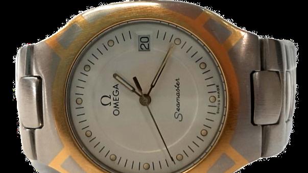 Omega Seamaster Polaris Quartz Watch