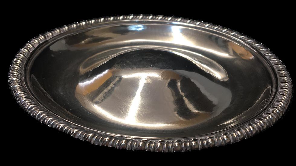 Silver Pin Tray 1868