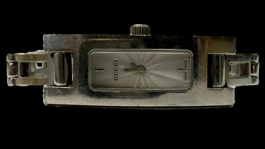 Gucci stainless steel quartz c.2000s