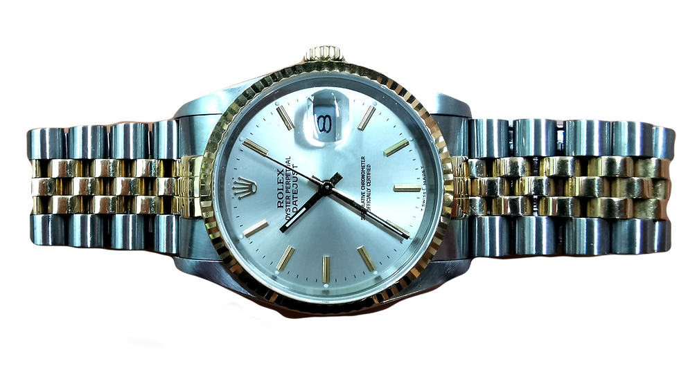 Rolex Datejust Bi-Metal 36mm 1988