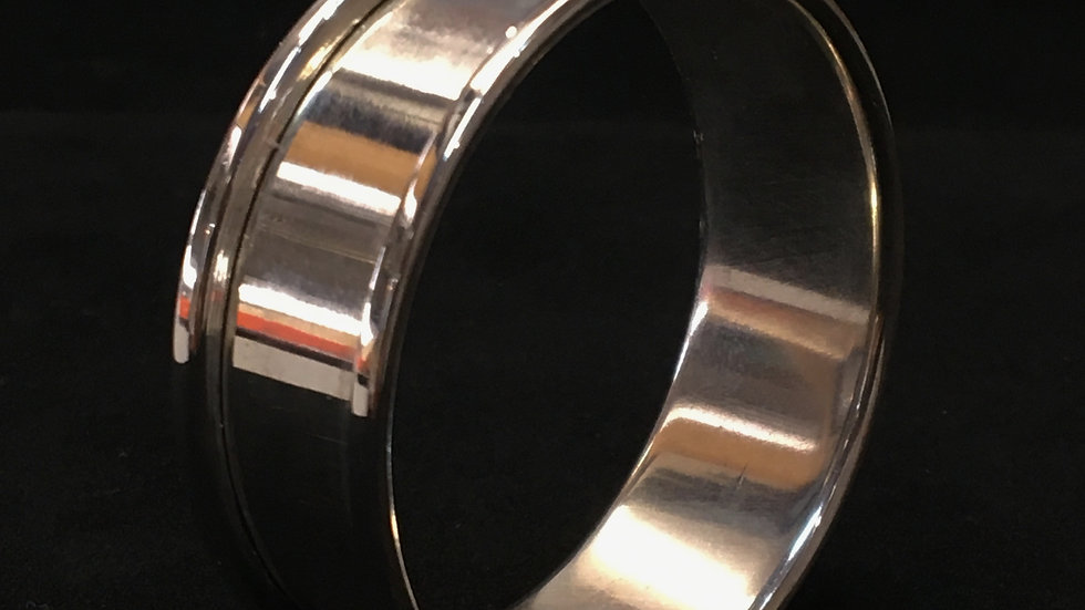 Silver Napkin Ring 1964