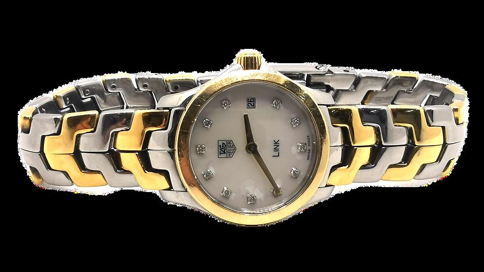 Tag Heuer Link Ladies bi-metal wristwatch