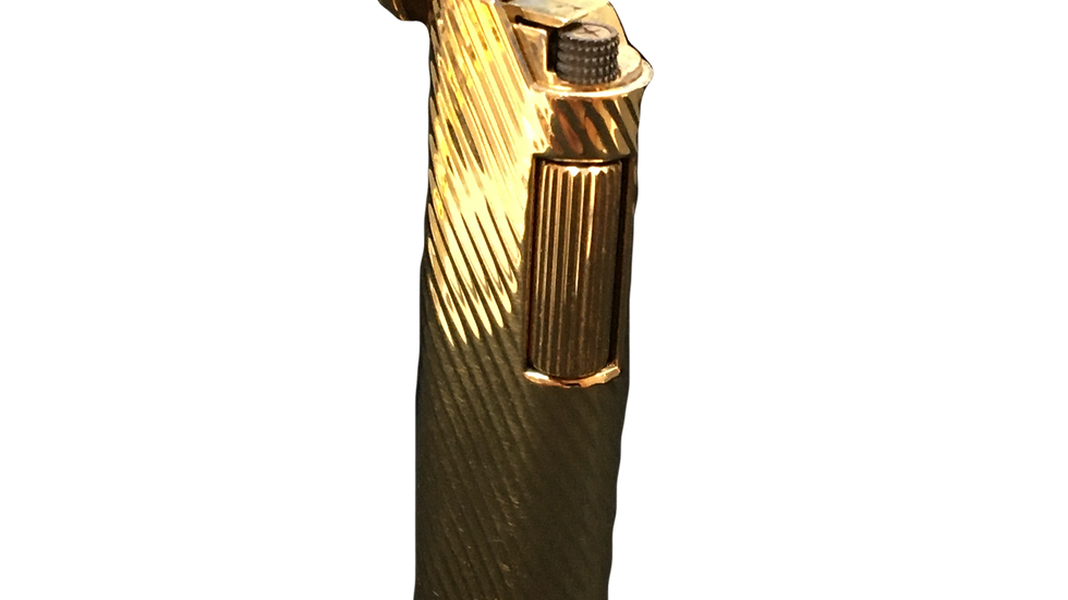 Dunhill Swiss Made Gold Plated Lighter