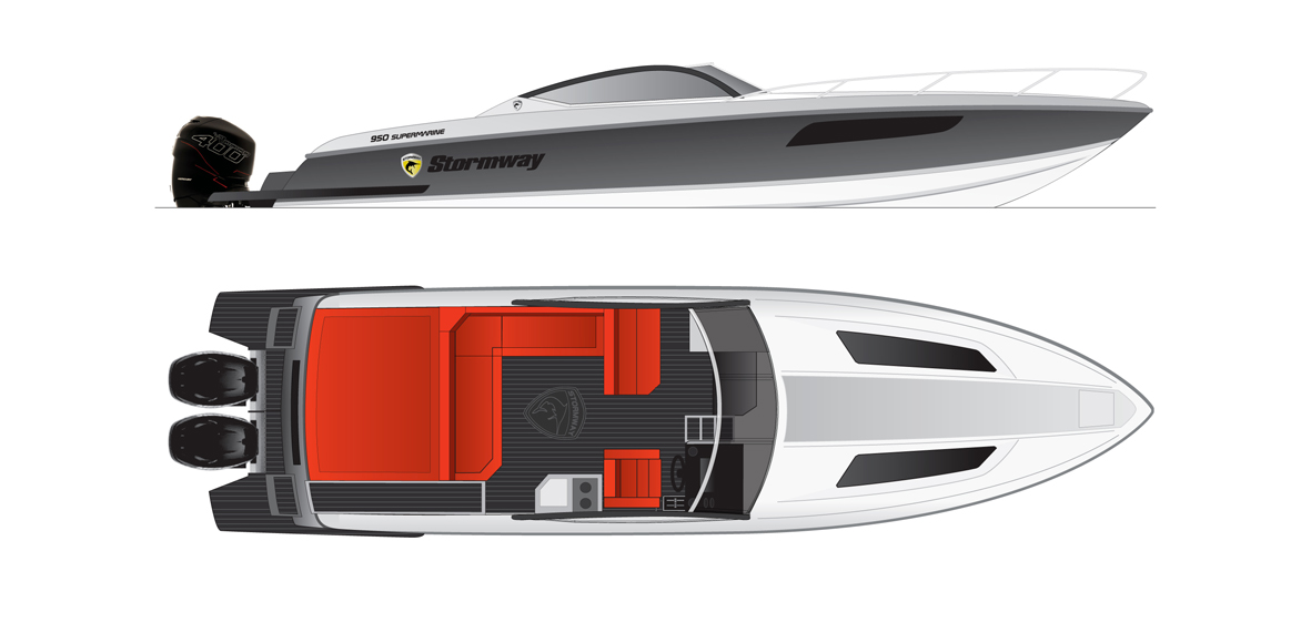 Stormway 950 CR