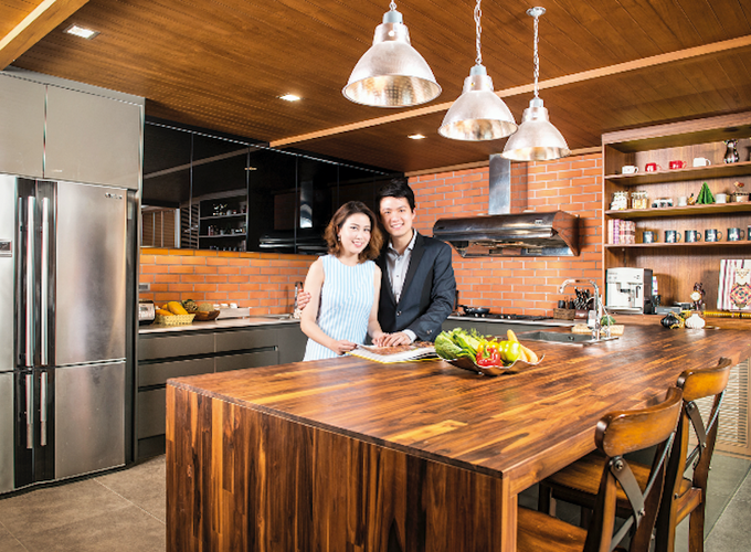 Starmark Kitchen / Modern Style