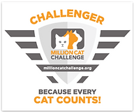 million cat challenge badge.png