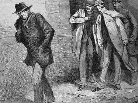 Around the Weird: Dissecting Jack the Ripper